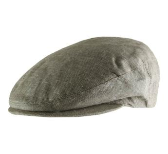 Double Flatcap Chambray Classic Italy